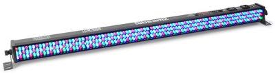 BEAMZ LCB252 LED bar 252x RGB Led's, DMX programmeerbaar, incl. afstandsbediening.