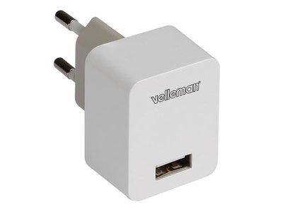 PSSEUSB31  LADER MET USB-AANSLUITING 5 V - 1.0 A