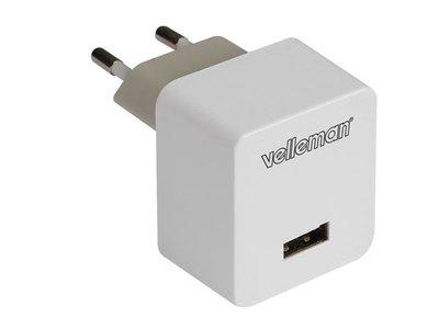 PSSEUSB32  LADER MET USB-AANSLUITING 5 V - 2.4 A