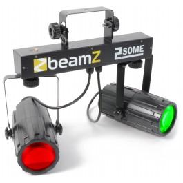 BeamZ 2-Some Lichtset 2x 57 RGBW LED's