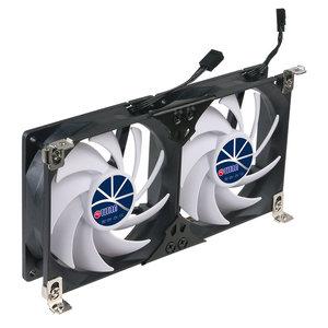 Titan TTC-SC22(B) Multi koeler. RV Ventilator, Koelkast Ventilator, Kast Ventilatie Ventilator