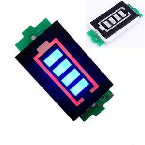 REKIT R8903 3.7 V Lithium / Li-Ion batterij capaciteit / tester /indicator