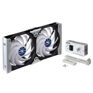 Titan Multi-Purpose Rack koelkast Fan TTC-SC09TZ(B) 12cm