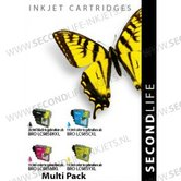 Multipack-Replacement-SL-for-Brother-985-BK-C-M-en-Y